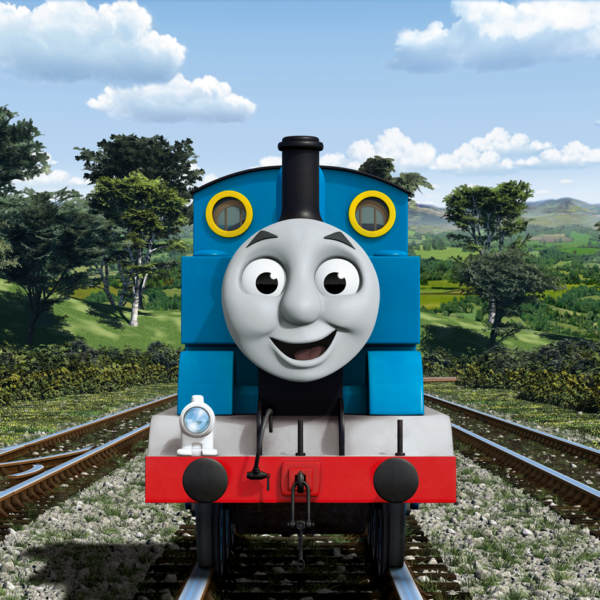 thomas the tank engine rides 4 fun